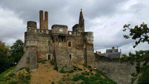 Château du Plessis-Macé, Longuenée-en-Anjou