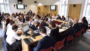 07/2017 - Paris, Assemblée nationale - Réunion de la commission des affaires économiques