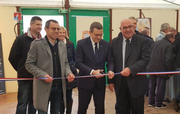 11/2017 - Bouillé-Ménard - Inauguration de la foire aux rillauds