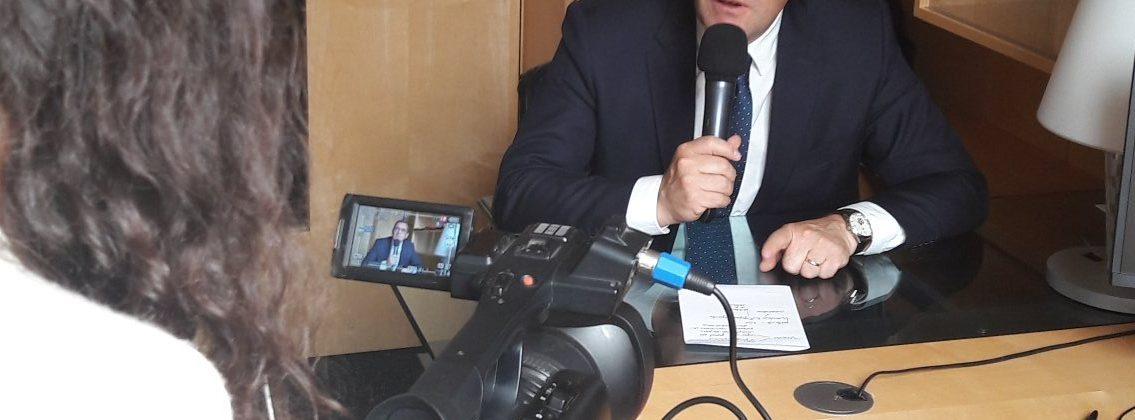 Interview de Philippe Bolo