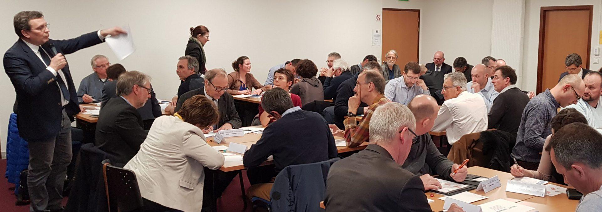 Atelier pour la contribution de l'agriculture au développement des énergies renouvelables