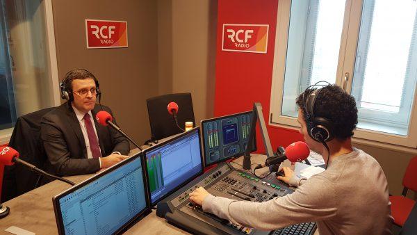 03/2018 - Angers - Interview RCF Anjou sur les retraites agricoles et les EHPAD