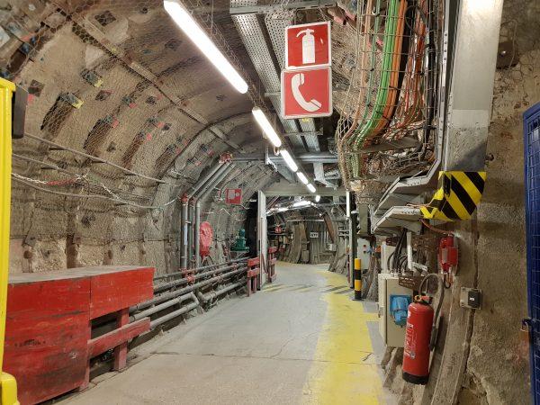 04/2018 - Bure (Meuse) - Visite du laboratoire souterrain de l'ANDRA