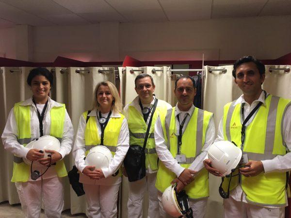 06/2018 - Saint-Paul-Trois-Châteaux (Drôme) - Visite de la centrale nucléaire du Tricastin