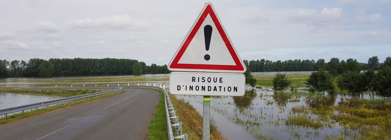 06/2018 - Basses Vallées Angevines - Inondations