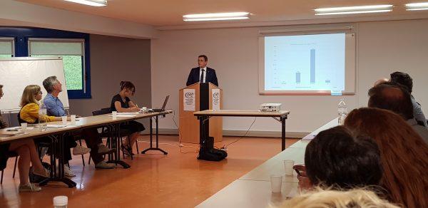 06/2018 - Angers - Intervention devant les élus de la Chambre des métiers et de l'artisanat