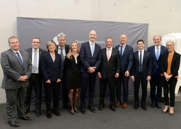 10/2018 - Berlin (Allemange) - Rencontre des députés allemands de la commission des affaires économiques et de l'énergie