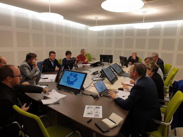 04/2019 - Segré - 1er comité de projet de Territoire d'industrie