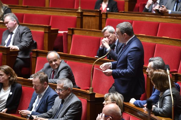 05/2019 - Paris, Assemblée nationale - Séance des questions au gouvernement