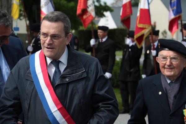 07/2019 - Avrillé - Commémoration du 65ème anniversaire de la bataille de Dien Bien Phu