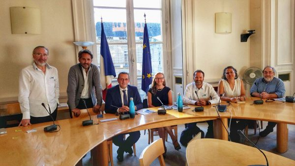 09/2019 - Paris, Sénat - première journée d'audition de la mission OPECST sur le pollution plastique