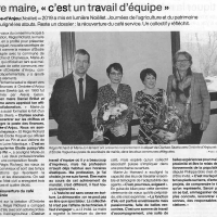 Ouest-France du 18 janvier 2020