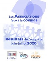 Les associations face à la Covid-19 - Résultats de l'enquête juin-juillet 2020