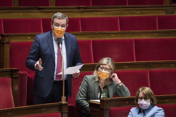 05/2021 - Paris, Assemblée nationale - Question à Julien Denormandie sur la politique agricole communes